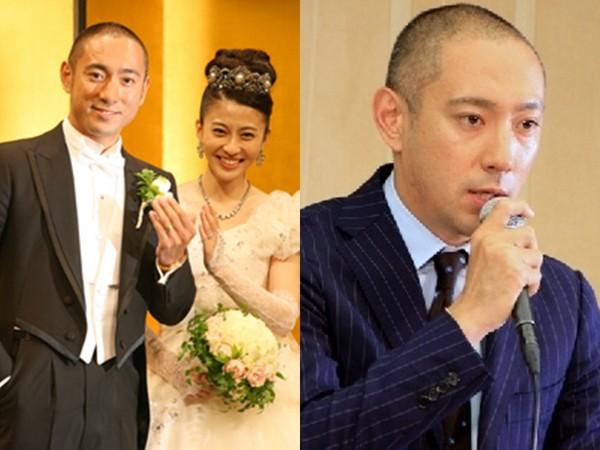 小林麻央跟丈夫海老藏
