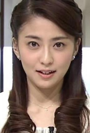 日本女主播小林麻央资料图