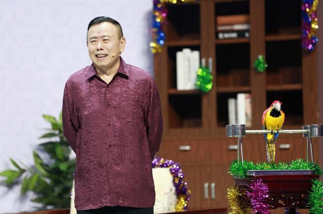 潘长江60岁仍是工作狂 节目自曝春晚剧本曾改80稿