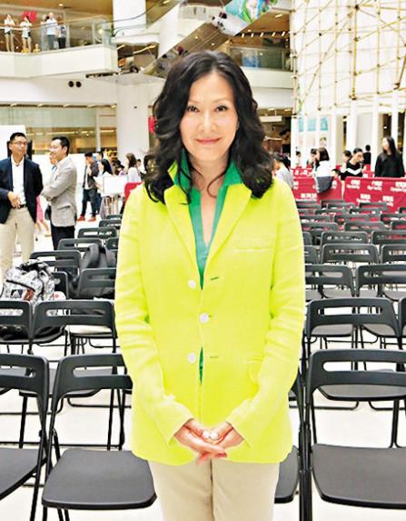 陈慧珊修读博士第二年 称年底很忙会和老公上节目