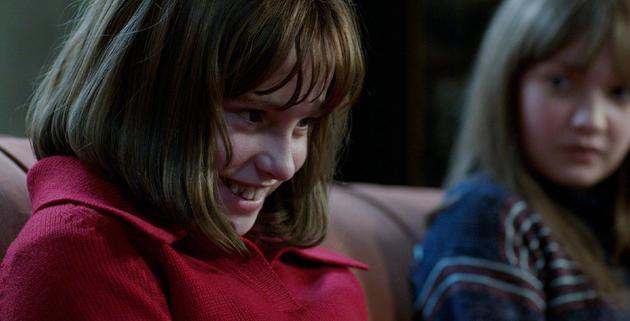 《招魂2》的恶魔修女还是很吓人的,就不放图了……