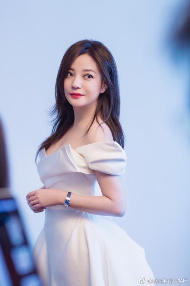 湖南卫视《中餐厅》开拍 官宣赵薇加盟节目