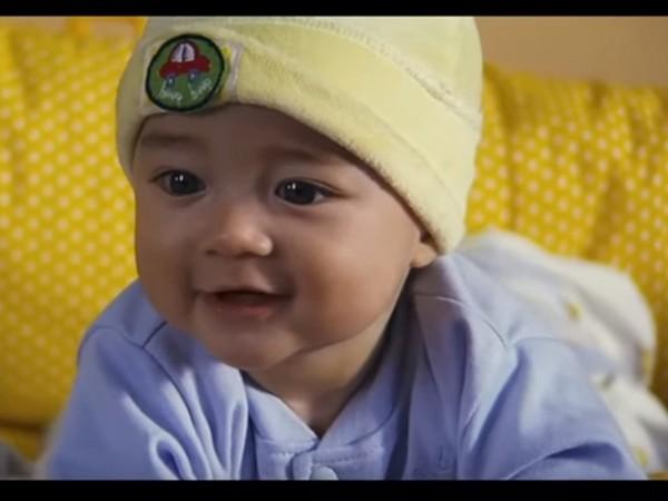 马修在《宝贝计划》中相当可爱。