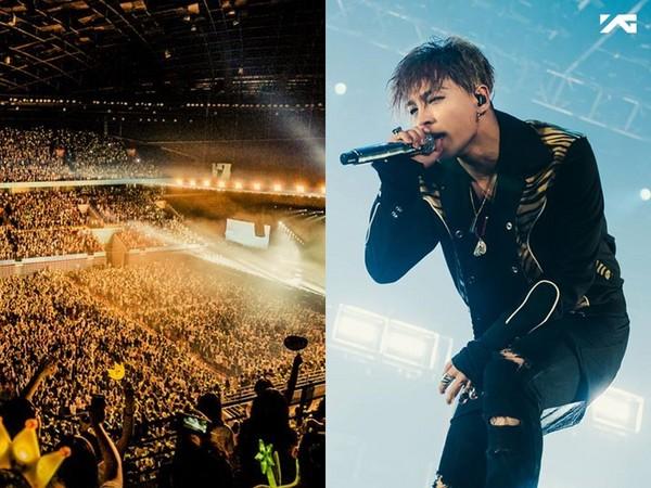 太阳把BIGBANG演唱会当做题目 写出104页硕士论文