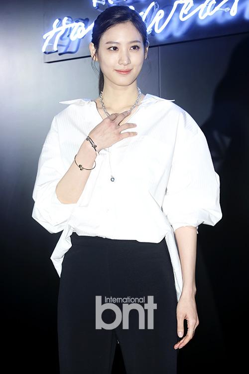 韩女星秀贤确定加盟《神奇动物在哪里2》