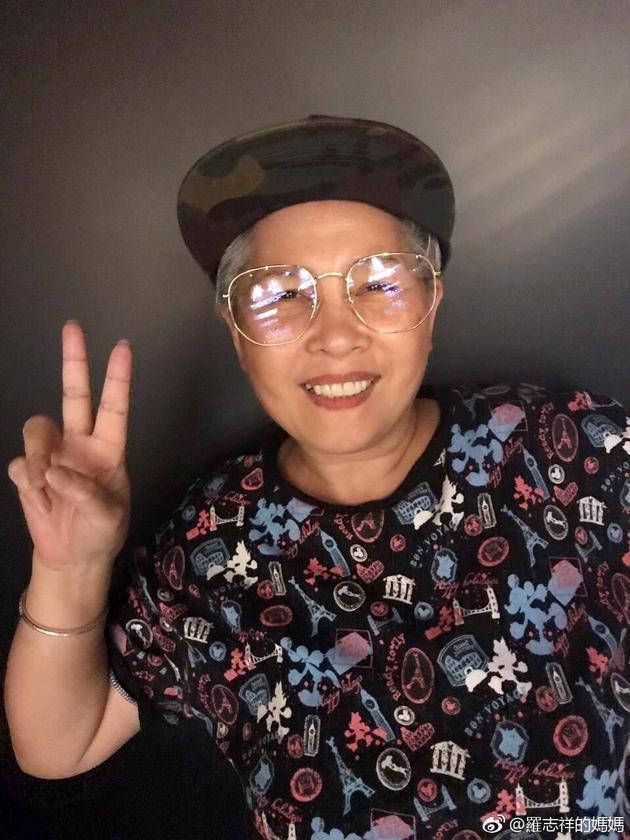 周扬青与未来婆婆亲密互动 网友:中国好儿媳