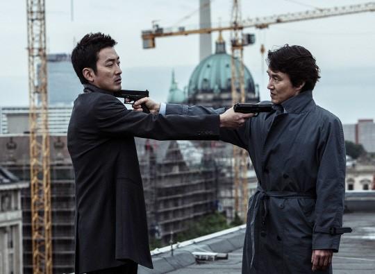 《柏林》续集明年上半年开拍 河正宇继续任主演