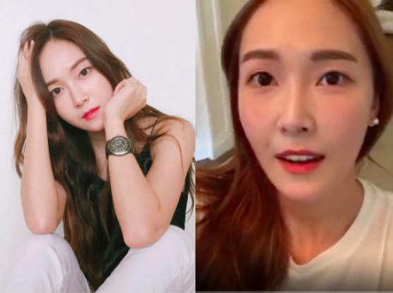 Jessica隔3年再喊Sone!短短2秒少时粉丝全哭了