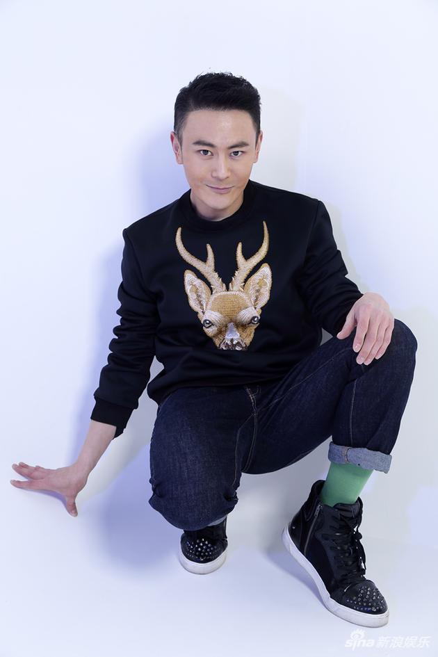 李解饰演邱子栋