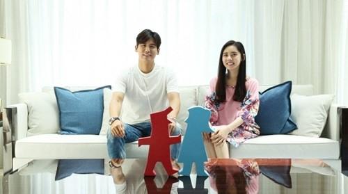 秋瓷炫夫妇公开新婚生活 韩网友赞于晓光有魅力