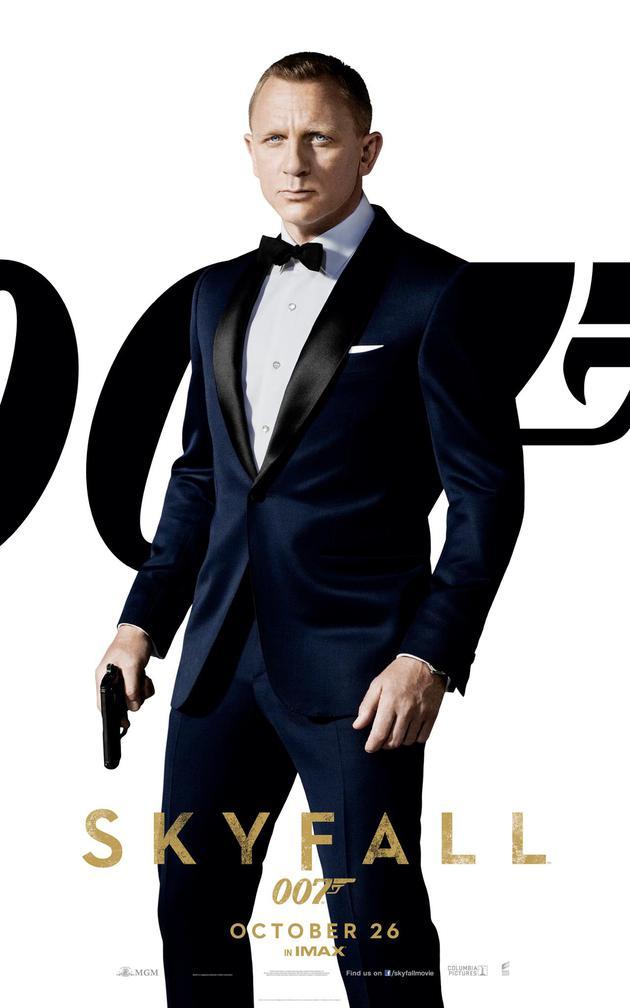 丹尼尔·克雷格回归扮演007 诺兰曾商讨执导