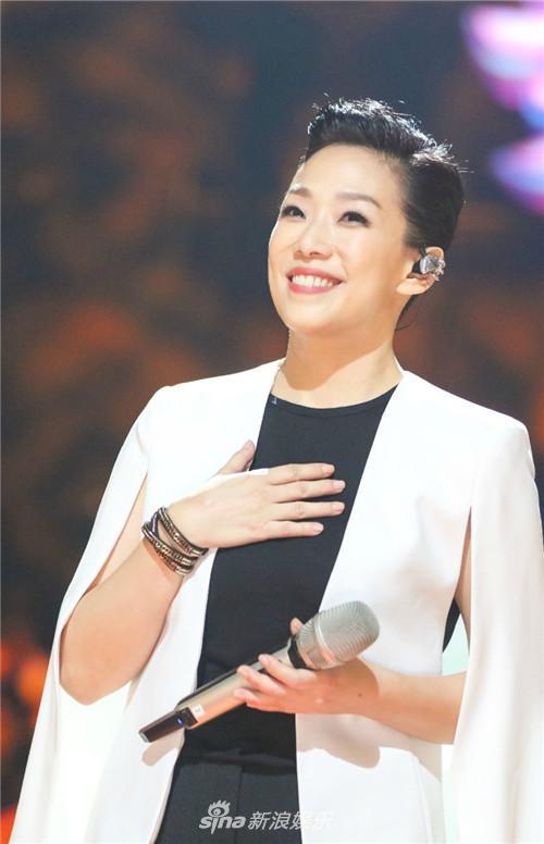 《和你唱》韩红表白女神 和林忆莲合唱是多年心愿