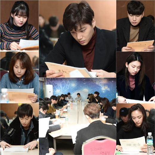EXO成员KAI主演电视剧《andante》