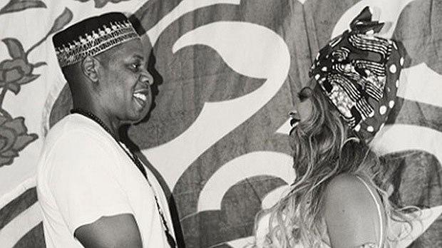 碧昂斯与Jay-Z