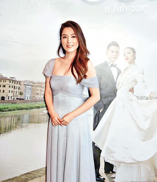 王君馨结婚惹苟芸慧羡慕 岑丽香送诱惑睡衣给新娘