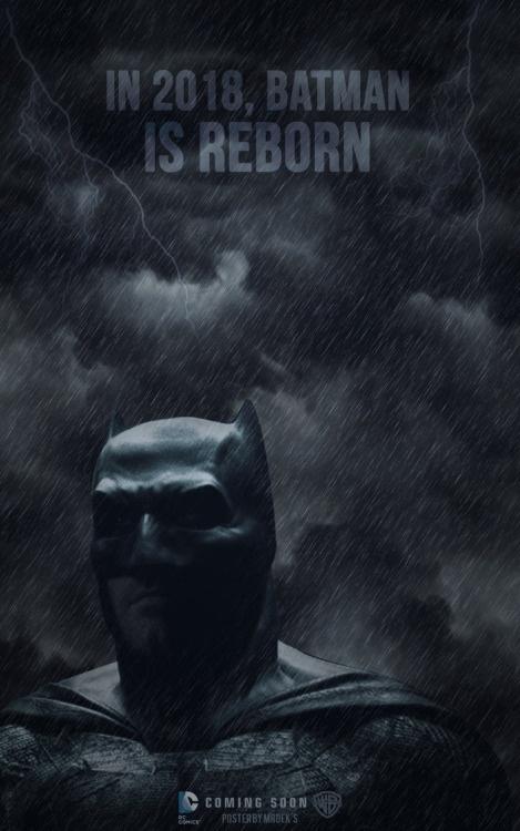 《蝙蝠侠》导演拒用大本剧本 反派丧钟恐生变?