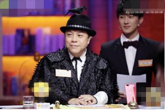马东调侃节目的花瓶搭档王炳翔:蔡康永背后的男人