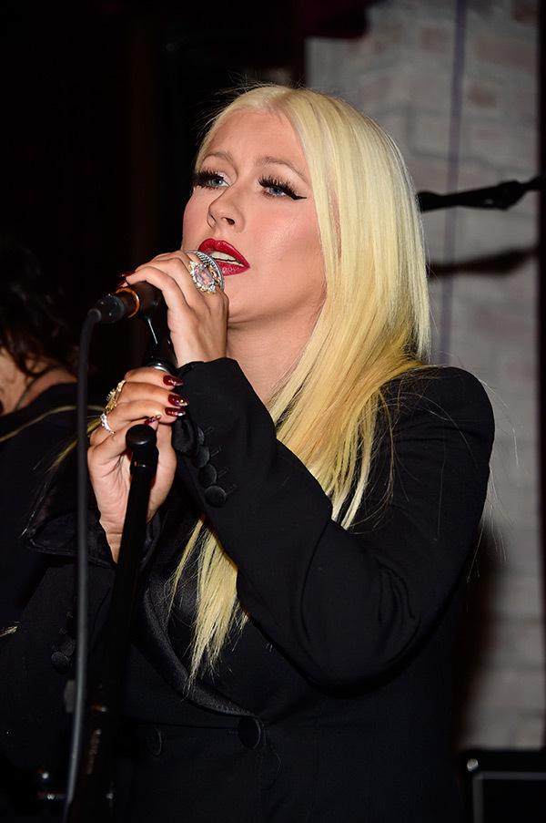 克里斯蒂娜计划回归乐坛 或以新专辑与MTV奖复出