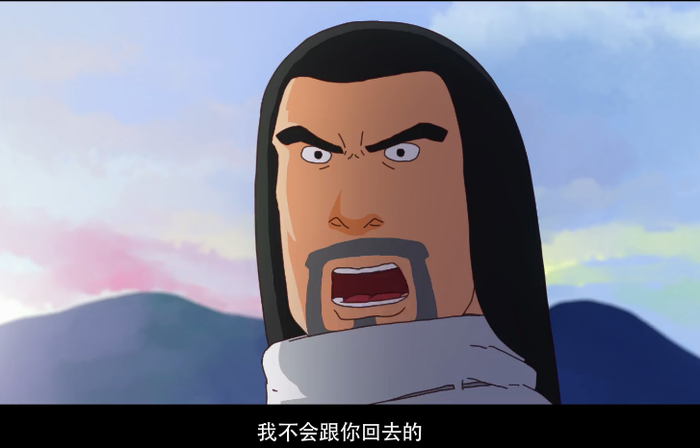 """颇像徐锦江的""""太子"""""""