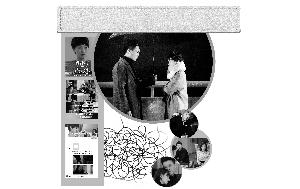离婚后重新振作的罗子君,似乎和闺蜜唐晶的男友贺涵也有了感情纠葛。