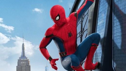 《蜘蛛侠:英雄归来》韩国突破600万观影大关图片