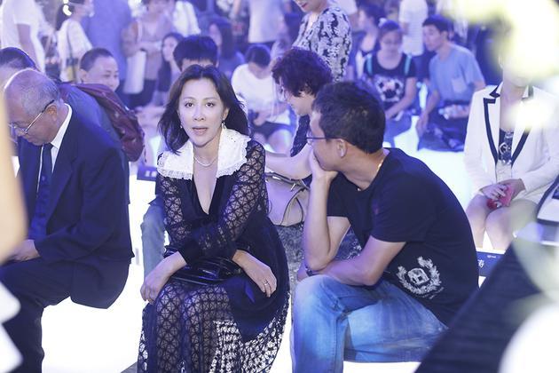 刘嘉玲任《未来架构师》艺术总监 称比做艺人辛苦