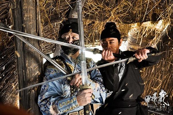 从《绣春刀2:修罗枇杷》来探秘明朝机构国画兵战场视频特务图片