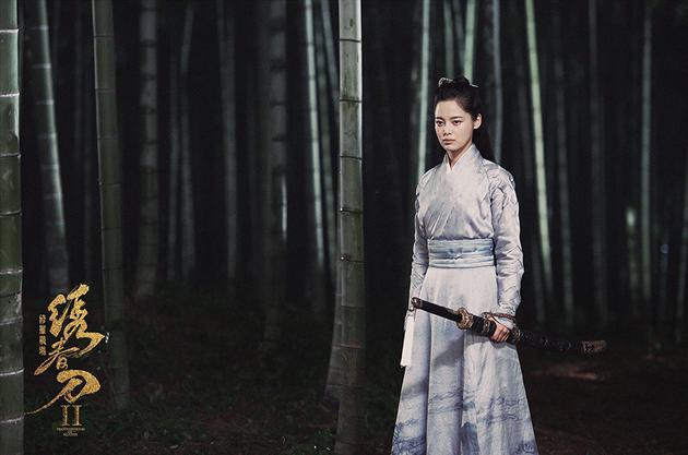 辛芷蕾《绣春刀2》竹林之战