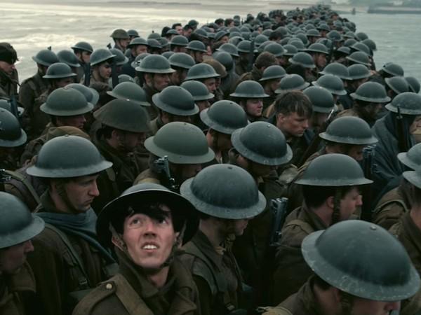 《敦克尔克》拒绝特效合成!10万大军靠这招…