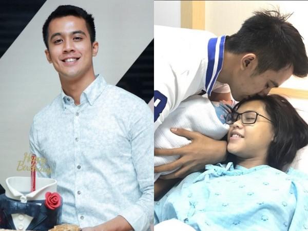 26岁新加坡歌手阿里夫阿兹(Aliff Aziz)涉嫌对小3岁的妻子贝拉(Bella)施暴被逮捕