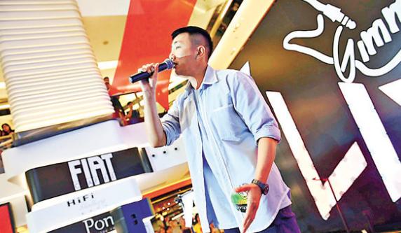 刘浩龙为Gimme LiVe演出 称因拍戏演唱会延至明年