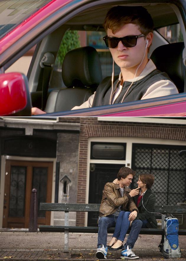 《极盗车神》恶搞版预告 宝宝为灰姑娘变专车司机