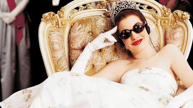 《公主日记3》有望开拍 或脱离小说原创故事