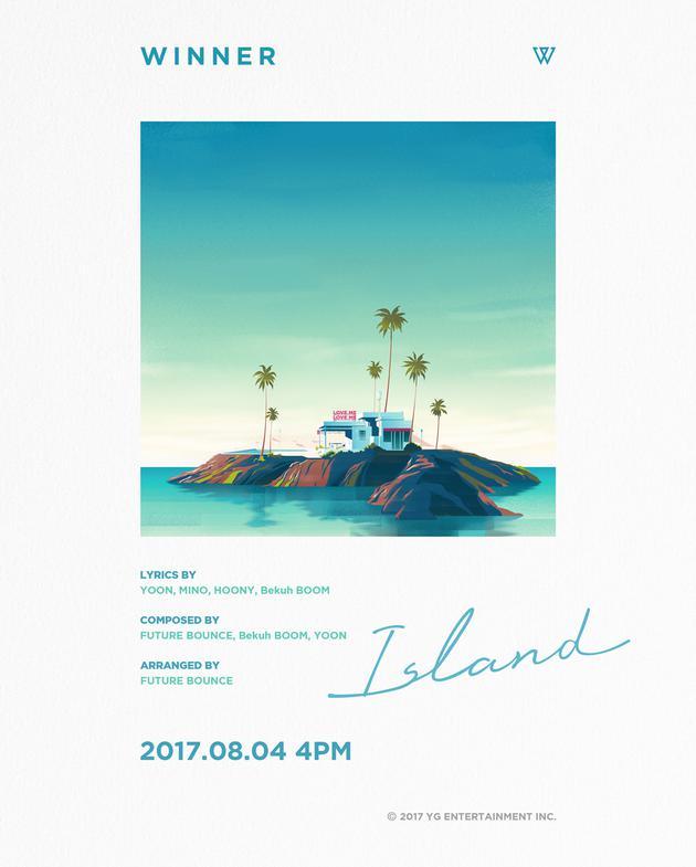 韩男团WINNER新曲海报再公开 将以双主打回归