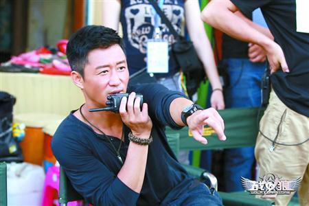 《战狼2》吴京:人们聊起动作明星时不会遗忘我