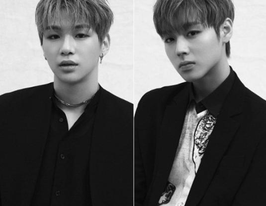 Wanna One成员姜丹尼尔朴志训录制《请给一顿饭》