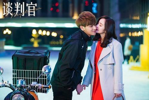 """杨幂和黄子韬主演的《谈判官》,男女主角走的还是""""由冤家变情侣""""的套路"""