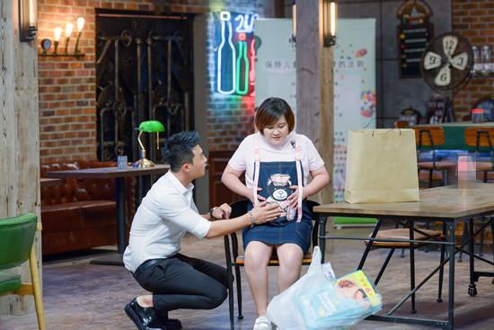 贾玲和王鸥杜淳再聚首 节目中演孕妇为嘉宾挖坑