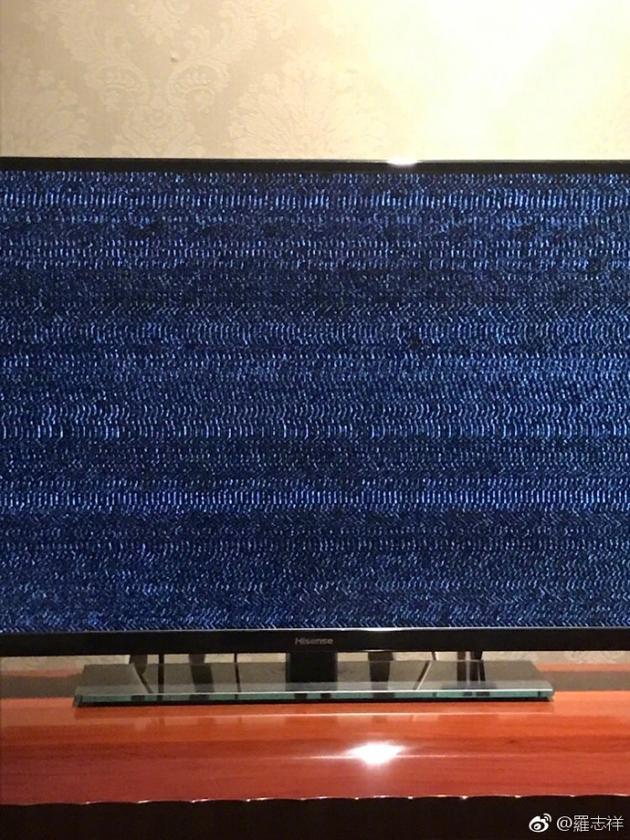衰到家!罗志祥看《极限挑战》结果电视机坏掉了