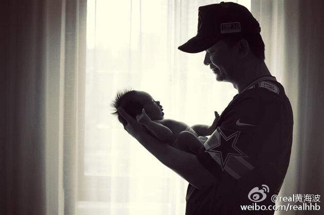 黄海波微博庆儿子两岁生日 网友求其赶紧复出