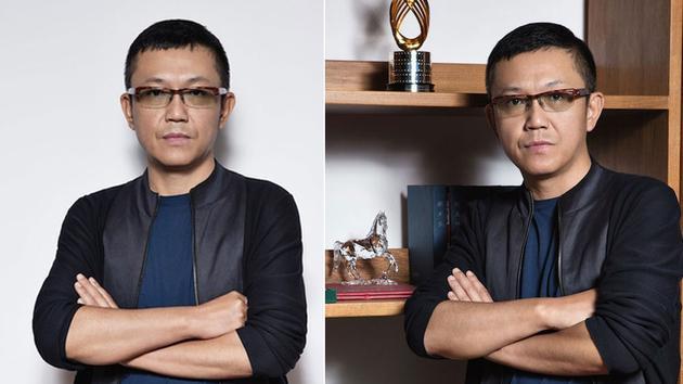 和力辰光李力:《心理罪》中李易峰进步巨大