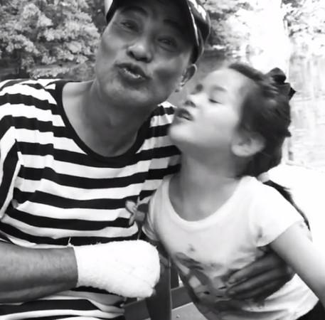 任达华与女儿