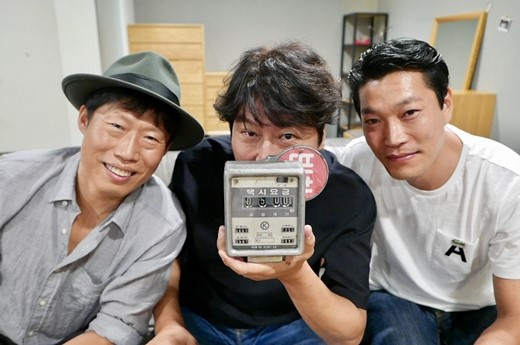 《出租车司机》七天破500万 创2017韩影坛新纪录