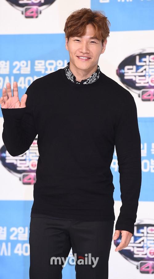 金钟国将任SBS《我家讨厌的小子》特别主持人