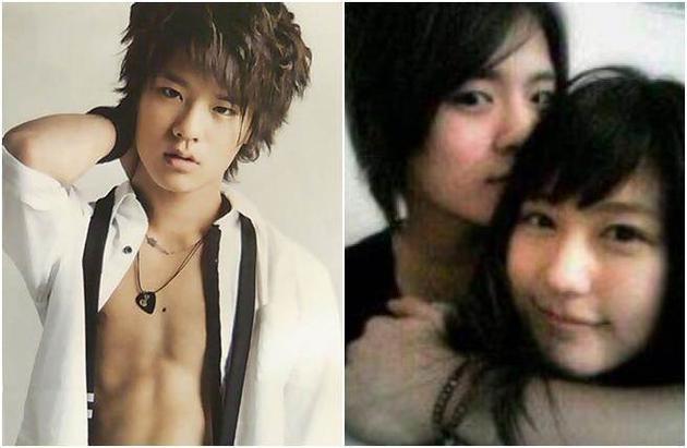 日本男偶像床照遭曝光 与女大学生发生一夜情