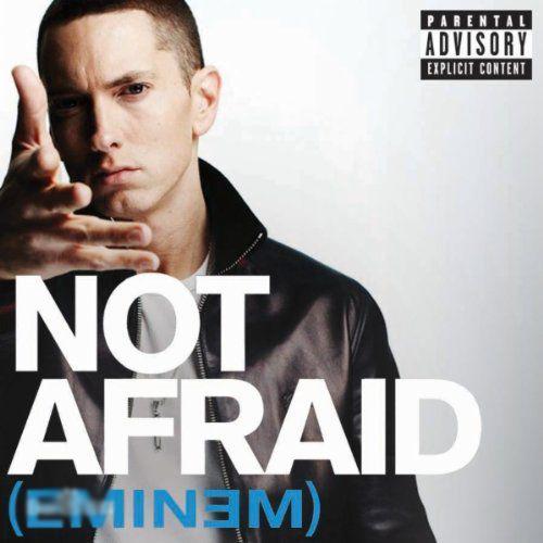 弹壳爱听的Eminem的《not afraid》作品封面,Eminem原名马歇尔-布鲁斯-马瑟斯三世,美国说唱歌手、说唱天王。(资料图片)