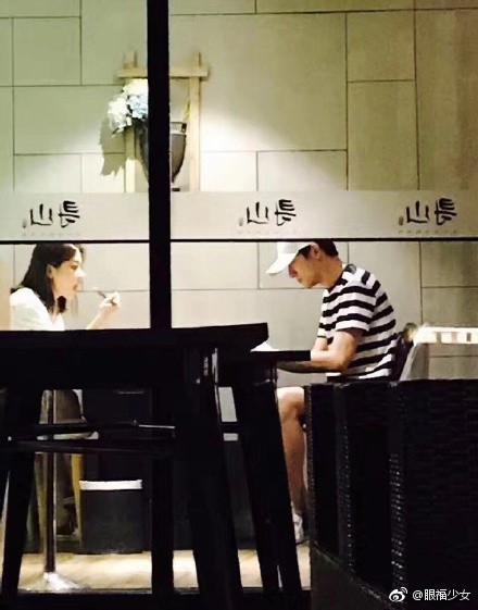 林更新王柳雯吃饭被指复合 女方:大家不要想太多