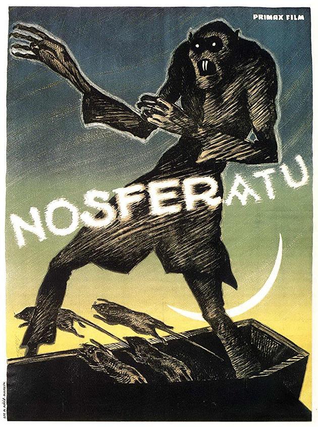《女巫》导演主演再携手 翻拍经典《诺斯法拉图》