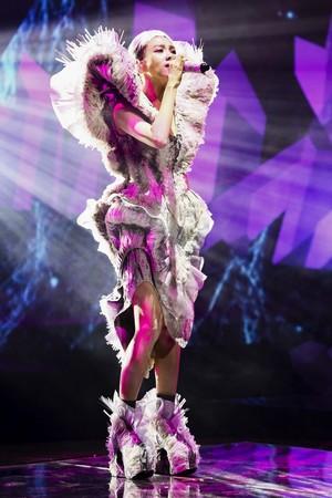 蔡健雅宣布1月在台北小巨蛋开唱