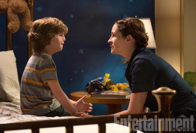 《房间》神演技小男孩演面部畸形 10岁就这么催泪